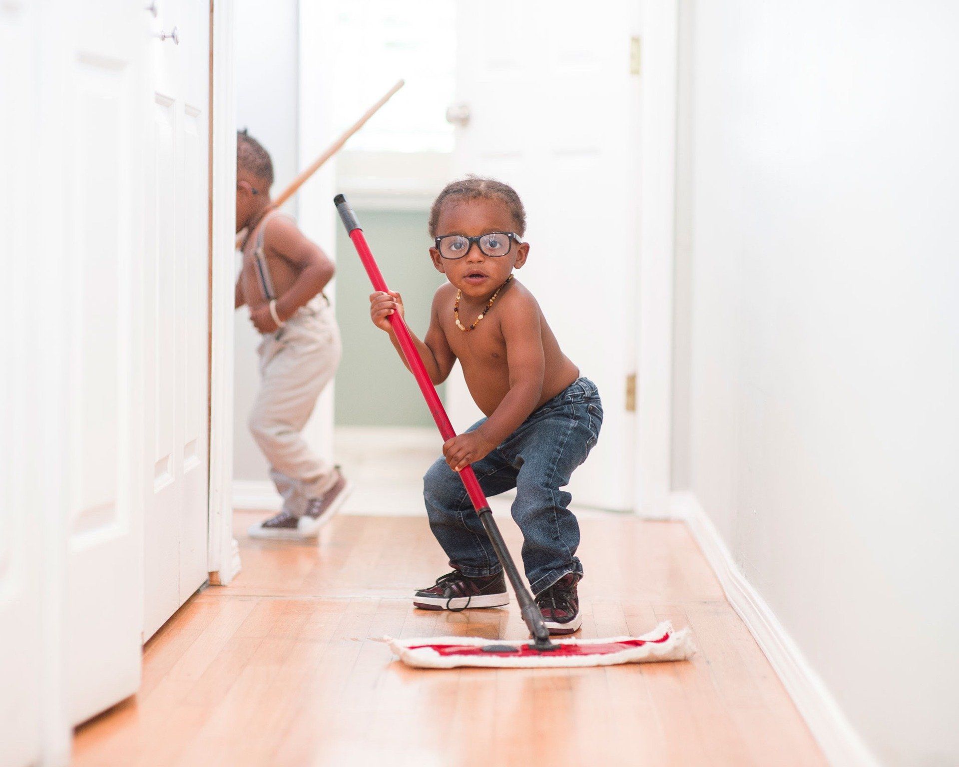 Clean the House as your Mother's Day Gift to Mom's featured image