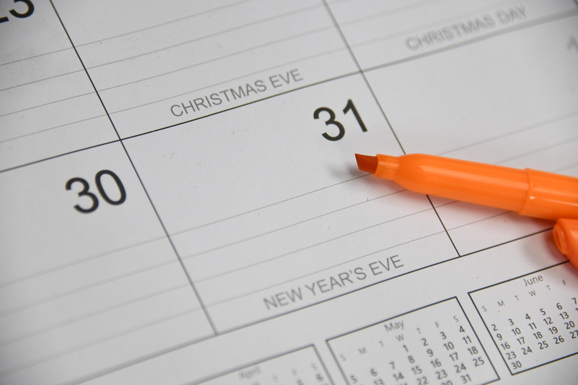 Cleaning Resolutions for the New Year's featured image
