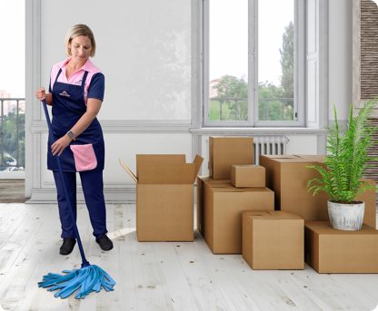 Molly Maid Makes Moving Much Less Stressful's featured image
