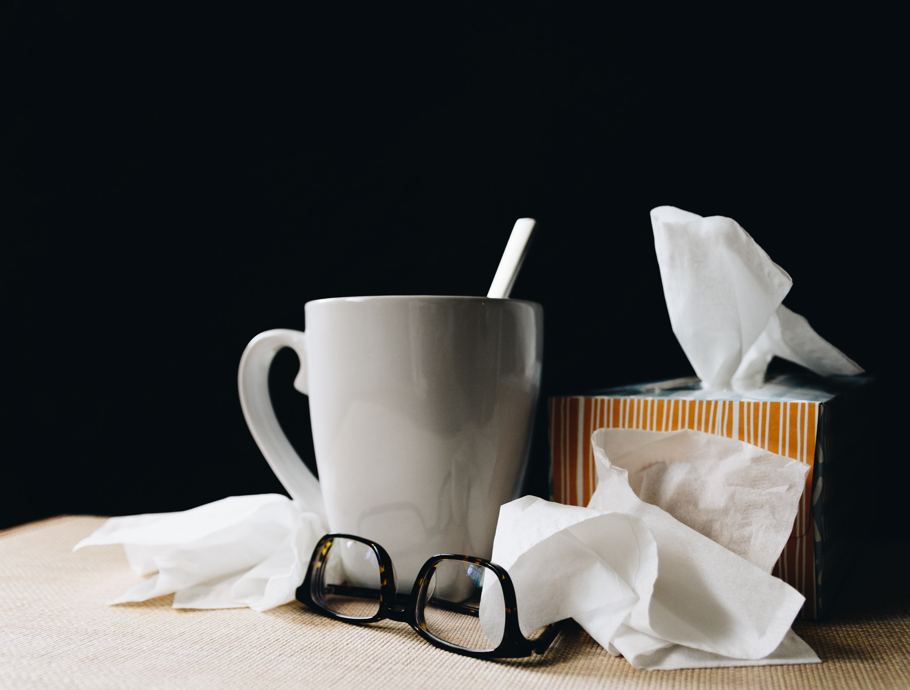 Keep Colds and Flus Away from the Office's featured image