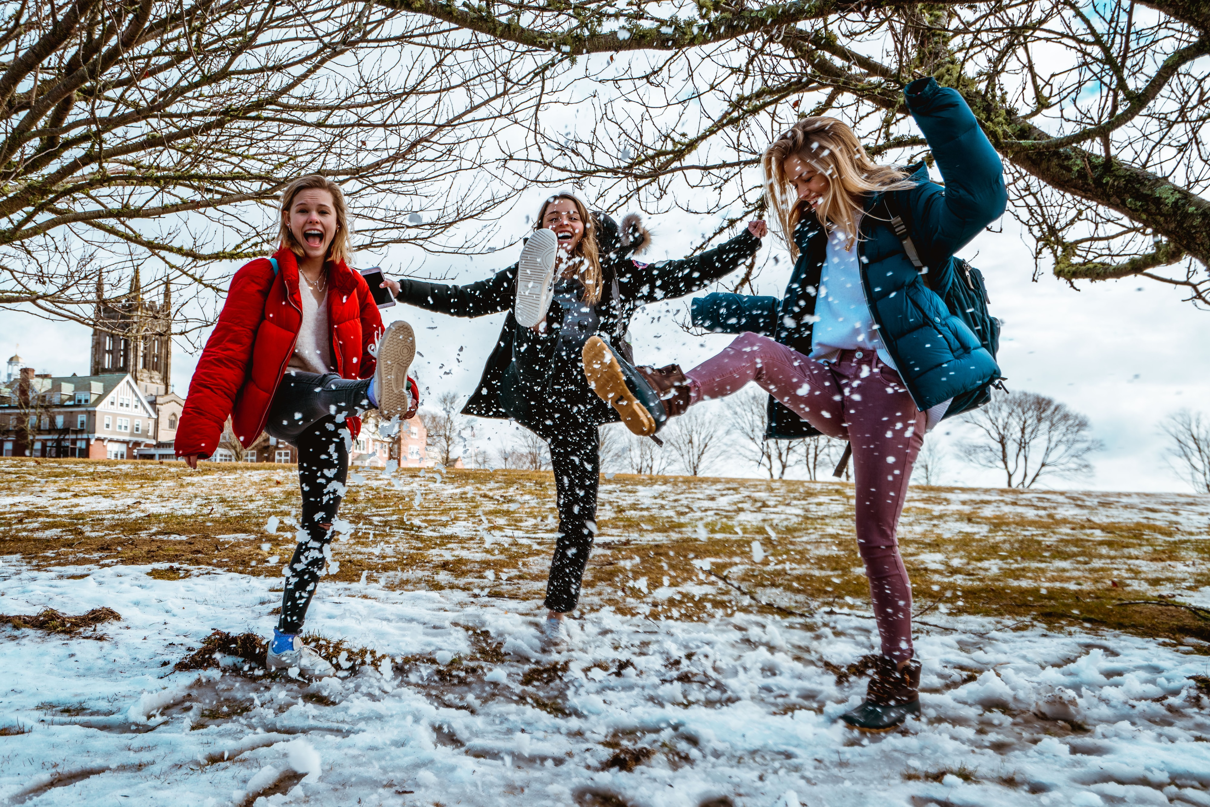 Let the Snow Put the Fun into Your Family Day's featured image