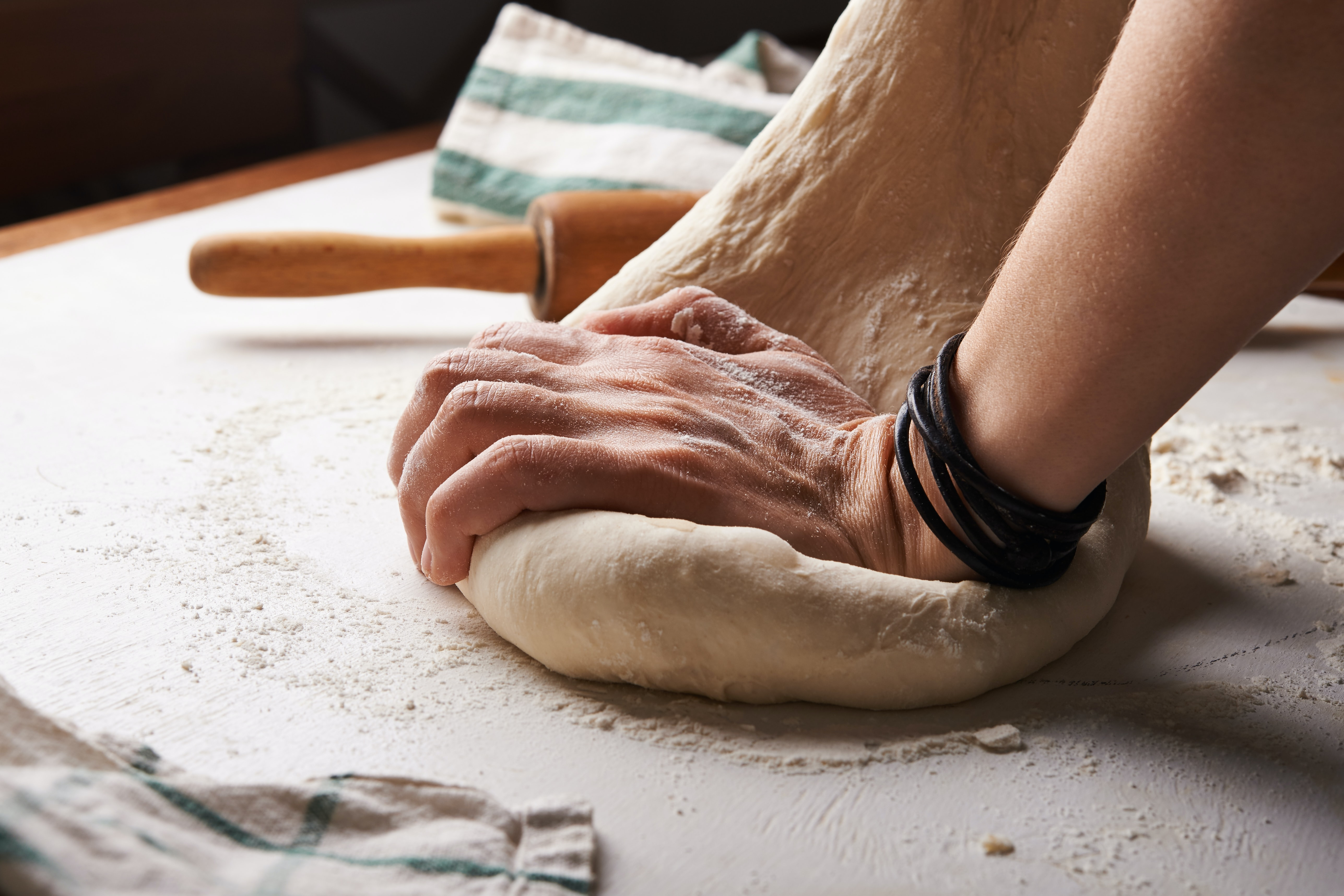 Bread Making Clean-up Made Easy's featured image