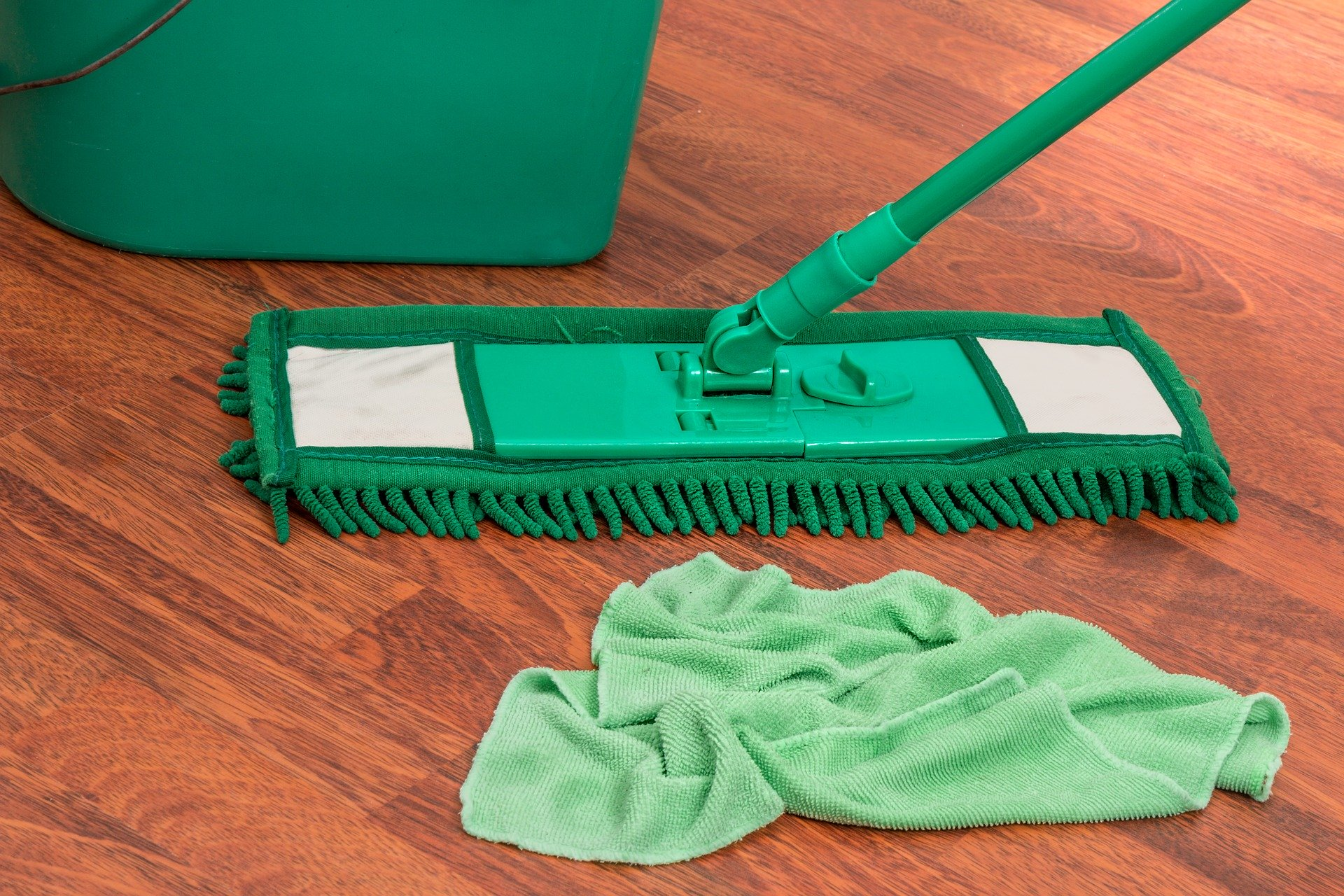 The Ultimate Guide to Cleaning Floors's featured image