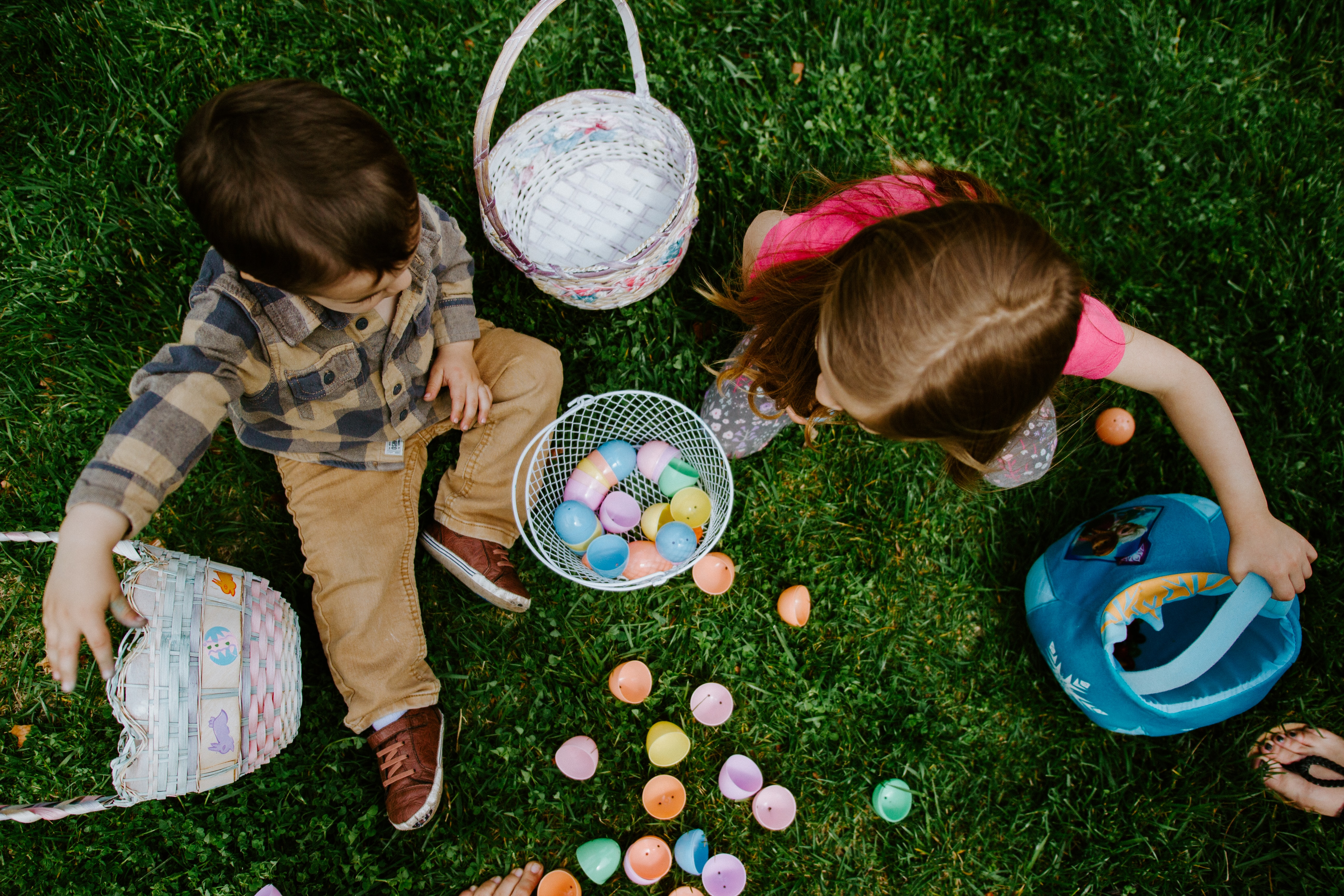 Egg Hunt Tips from the Pros's featured image