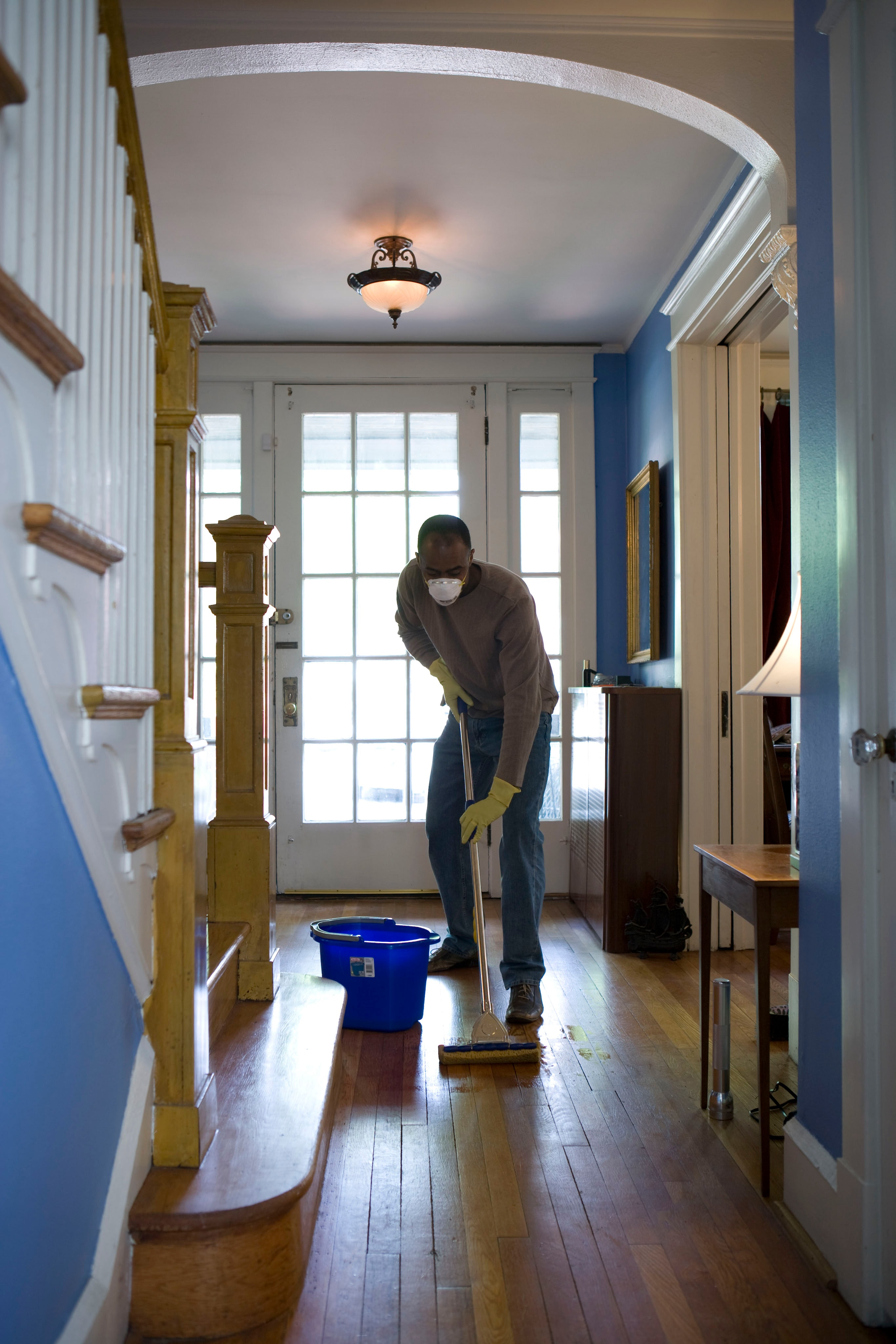 Household Chores Guaranteed to Burn Calories (and Increase Steps)'s featured image